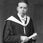 Calum Maclean Graduation Portrait