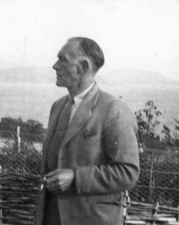Kenneth John MacLeod, Achiltibuie 1955