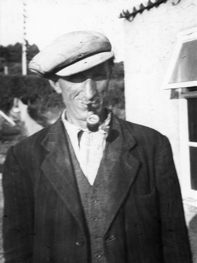 Alexander Stewart, Traveller, Muir of Ord 1955
