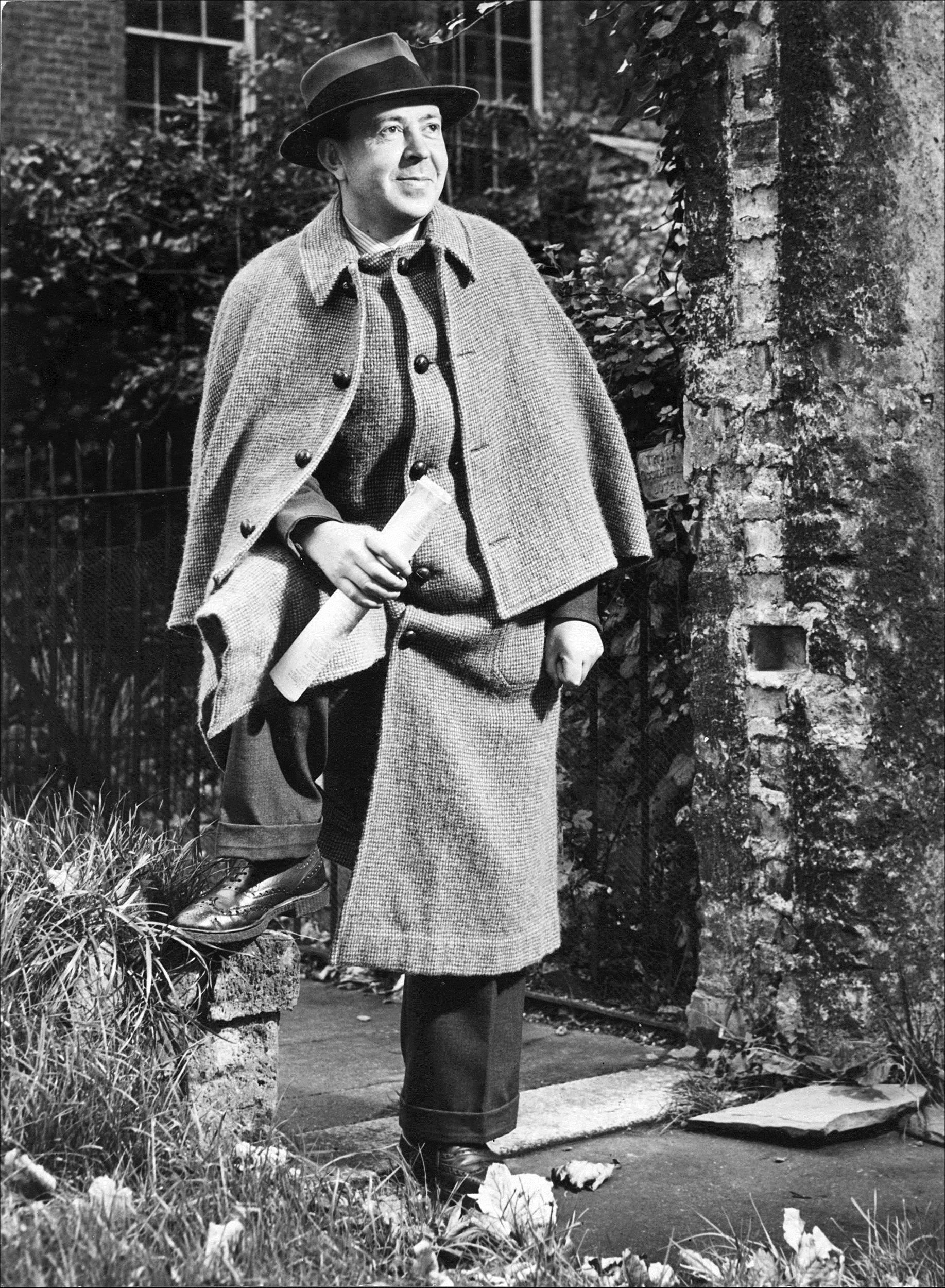 Calum Maclean, Dublin 1955