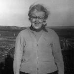 Kate MacCormick, Benbecula 1959